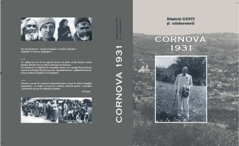 Dimitrie Gusti and Contributors – Cornova 1931