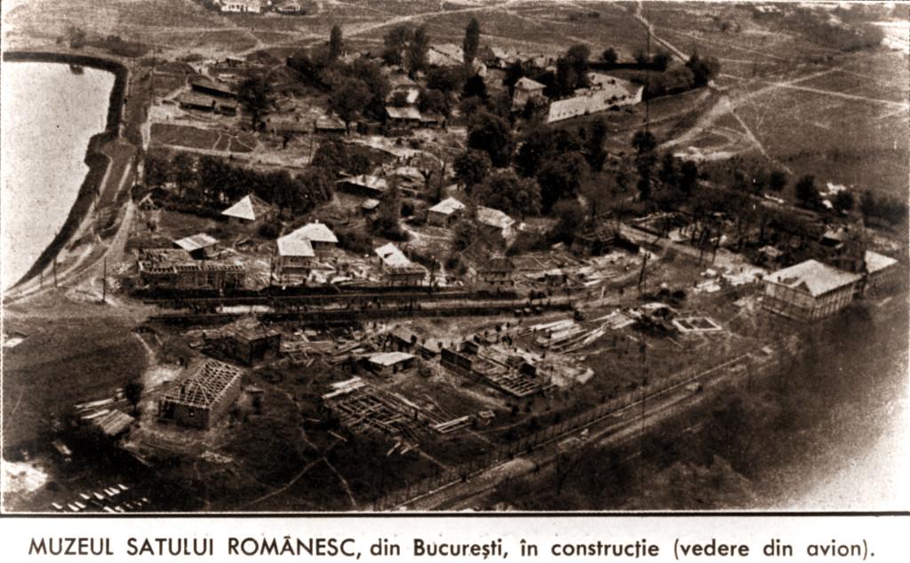 muzeul satului constructie-prel
