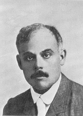 Oszkár Jászi; sursa foto: wikipedia.org
