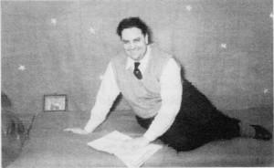 """Mircea Vulcanescu """"regizand"""" Vicleimul (1941)"""