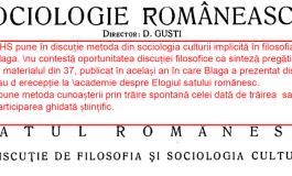 Satul romanesc. O discutie de filosofia si sociologia culturii (1937); Gradul de modernizare al regiunilor rurale ale Romaniei (1939)