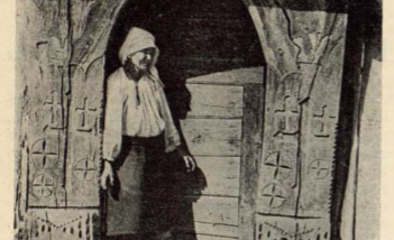 Un sat din Transilvania: Dragusul (1933)