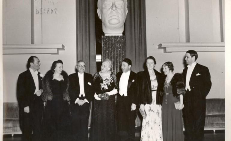 Gusti – invitatul mamei presedintelui Roosevelt