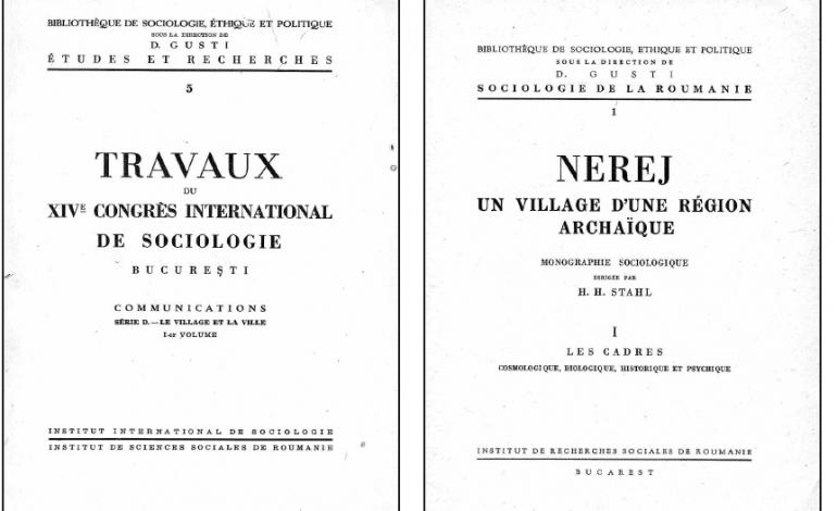 Eveniment academic sau interes politic? Participarea germană la lucrările Congresului Internaţional de Sociologie de la Bucureşti din 1939