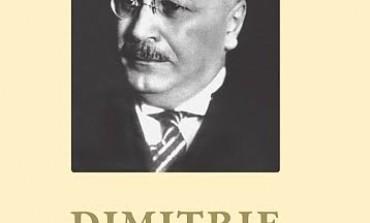 """Lansarea volumului """"Dimitrie Gusti. Cronologia vietii si operei"""""""