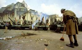 """""""In Focsani, revolutia s-a petrecut pe 22 decembrie, intre orele 13 si 18. După aceea, au pus scaunul in usa si-au inchis"""""""