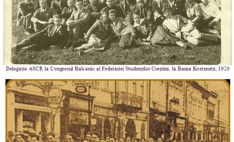 Intre revolutie studenteasca si activism social (I)