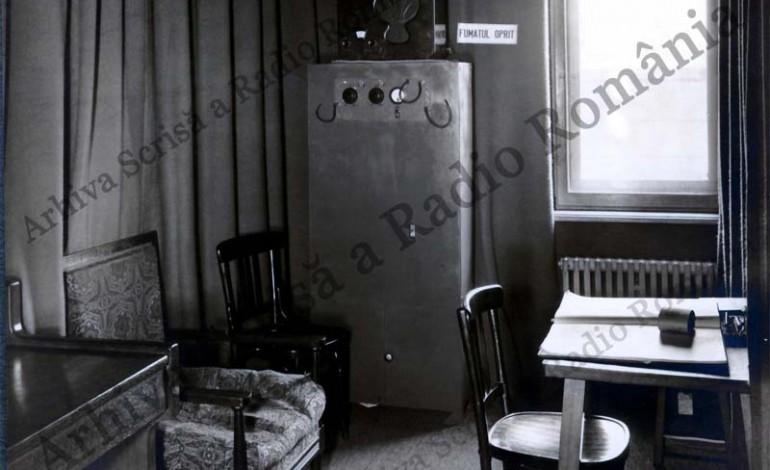 Conferinta dlui Gusti: Menirea radiofoniei romanesti (1930)
