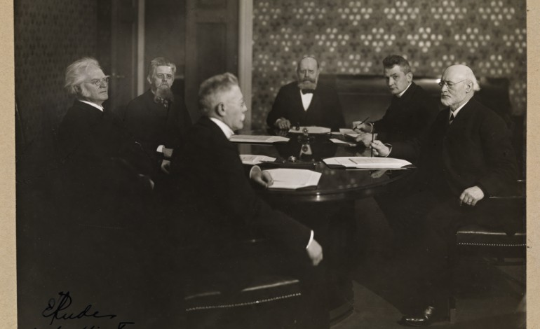 Democratia tarilor scandinave (1930)