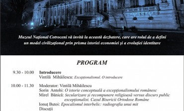 COLOCVIU. Excepționalismul românesc: discurs și realitate
