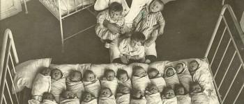 Asistenţa comunală a copiilor găsiţi, orfani şi săraci în Bucureşti