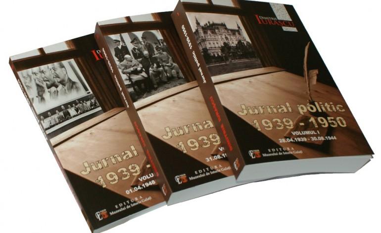 Recenzie &#8211; Dimitrie Iurașcu, <i>Jurnal politic, 1939 – 1950</i>