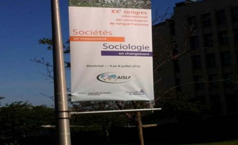 Al XX-lea Congres al Asociaţiei Internaţionale a Sociologilor de limbă franceză (AISLF), 4–8 iulie 2016, Montréal