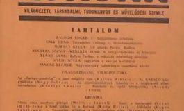 """Discursul de reabilitare a sociologiei în revista """"Korunk"""" (1957–1964)"""