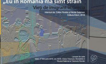 """""""Eu în România mă simt străin"""". Vieți de imigranți în Grecia. Interviuri"""