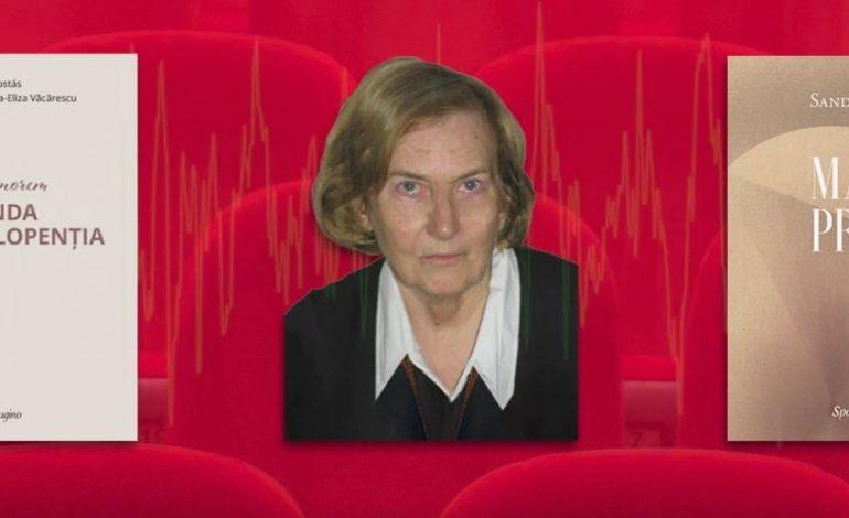 Interviu cu Theodora-Eliza Văcărescu despre volumul In honorem Sanda Golopenția/ Lansarea volumelor Marele Proiect și In honorem