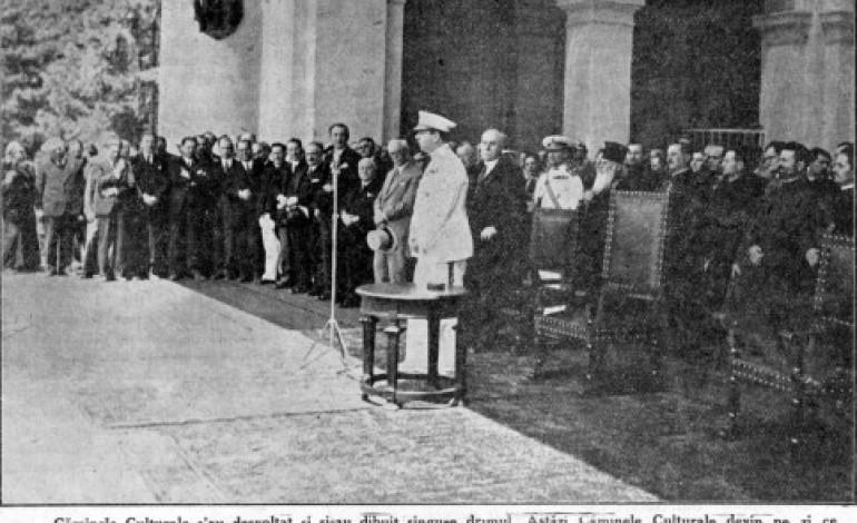Consideratii despre Serviciul Social in Romania (1939)