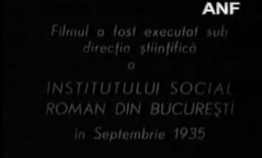 Filmul documentar gustian din satul SANT (1935)