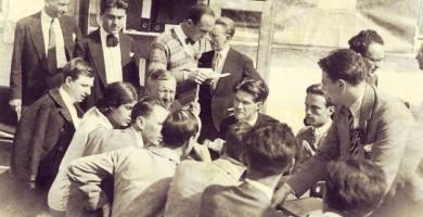 L'histoire d'un congrès qui n'a pas eu lieu: le XIVe Congrès international de sociologie, Bucarest (1939)
