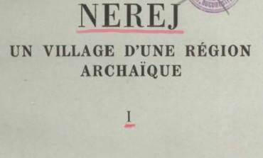 Recenzie H. H. Stahl la vol. <i>Nerej. Un village d'une région archaïque</i>