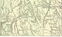 Determinari geofizice in asezarea satului Runcu (1934)