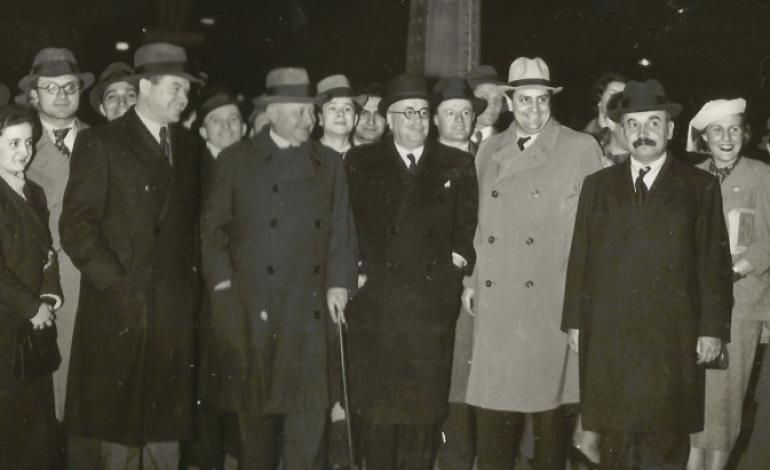 Amanarea celui de-al XIV-lea Congres International de Sociologie dela Bucuresti (1939)