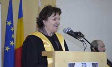 Laudatio in vederea acordarii titlului de Doctor Honoris Causa al Universitatii de Vest din Timisoara, Doamnei Sanda Golopentia Eretescu