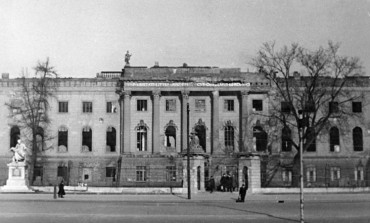 Studentii romani in Germania nazista si bursele Humboldt