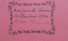 File din jurnalul inedit al Mărgăritei Ioana Vulcănescu. Viață cotidiană în comunismul de tranziție (I)