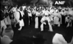 """Cercetarea satelor noastre; Activitatea seminarului de sociologie; Un film românesc: """"Drăguşul"""""""